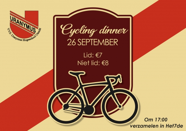Cycling Dinner